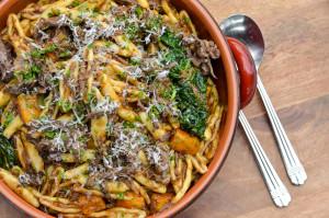 Braised Beef Cavatelli