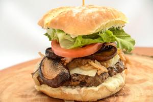 DC Beef Burger